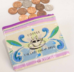 Coffee Coin Purse
