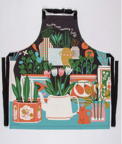 Herby Apron