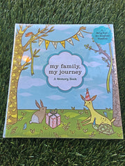 A Baby Book for Adoptive Families