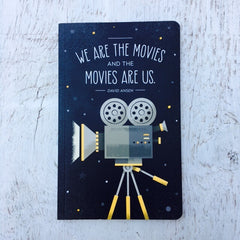 We Are The Movies and The Movies Are Us Journal