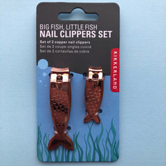 Fish Nail Clippers Set