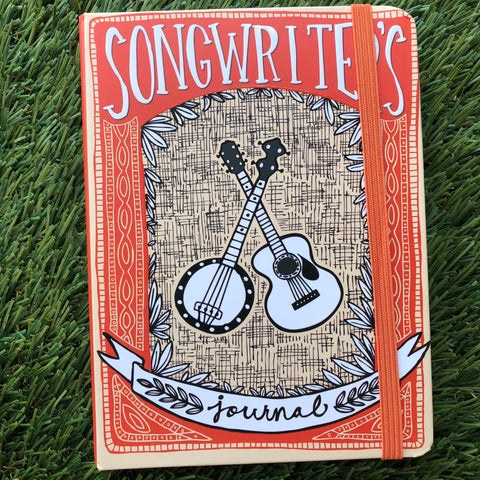Songwriter's Journal (Diary, Notebook