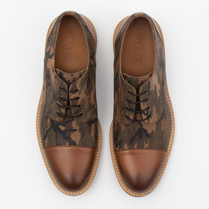 The Troy Shoe in Camo