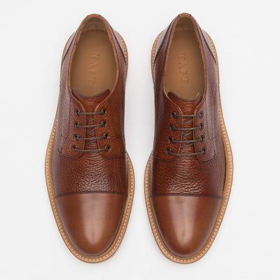 Rome Shoe Brown Top