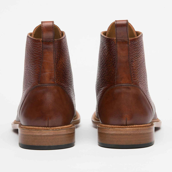 Rome Boot Brown Back