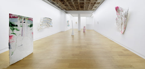 Stijn Ank, diSTANCES, Installation View, 2014, Galerie Michael Janssen Berlin