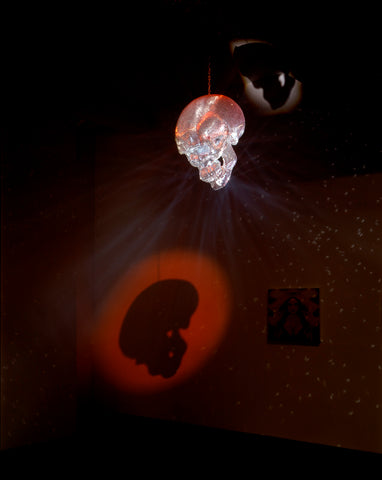 Christoph Steinmeyer, Disco Inferno, Installation view, 2003, The Happy Lion, Los Angeles