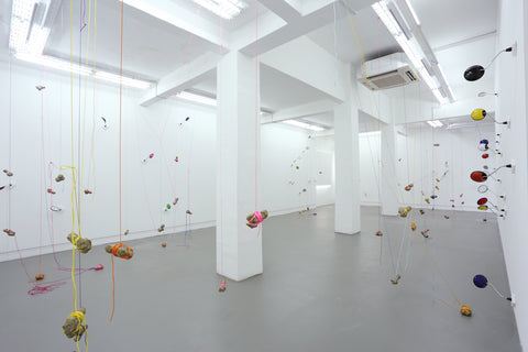 Cheo Chai-Hiang, In A Cowboy Town..., Installation View, 2015, Michael Janssen Singapore