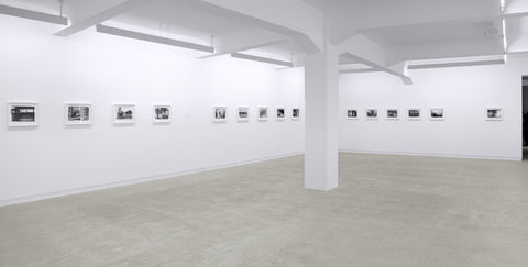 Sergej Vutuc, Something in Between, Installation view, 2011, Galerie Michael Janssen Berlin