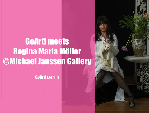 Regina Maria Möller – Interview with GoArt!