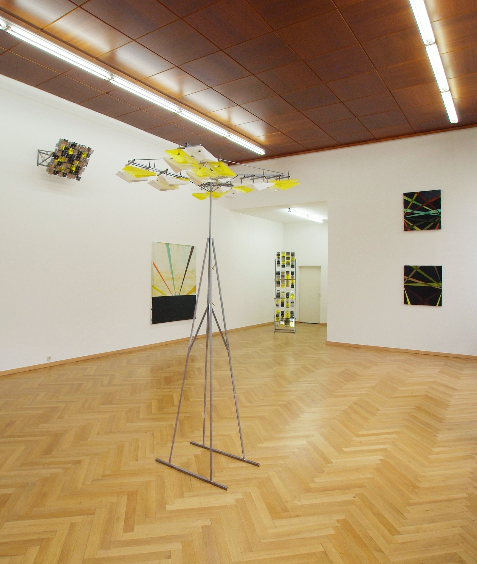 Distinction, Installation view, 2007, Galerie Michael Janssen, Cologne