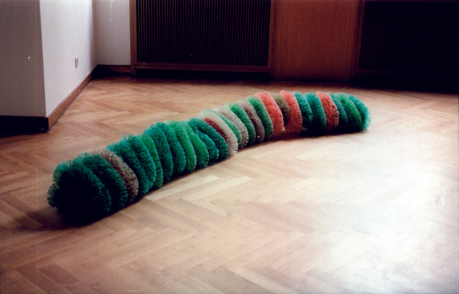 Pino Pascali, Installation view, 1997, Galerie Michael Janssen, Cologne