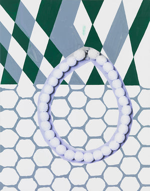 Meg Cranston - Necklace on Argyle