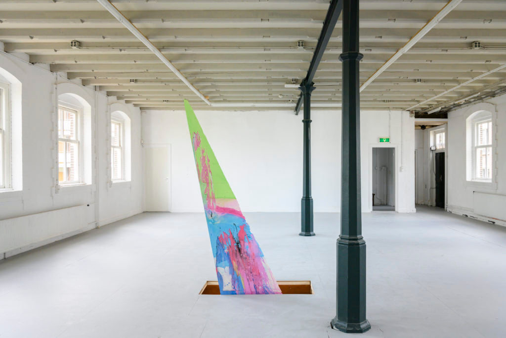 Stijn Ank, Club Solo, Installation View, 2019