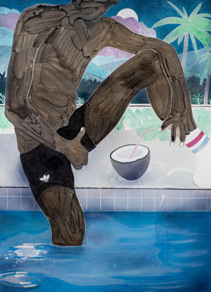 Anders Kjellesvik, Pool, 2019