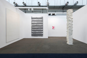 Stijn Ank, Art Brussels, 2018, Installation View
