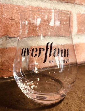 Glassware - Sensorik 14oz. Merchandise Overflow Brewing Company
