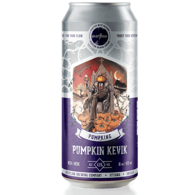 PumpKING - Pumpkin Kevik - Overflow Seasonal Selection