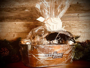 Overflow Gift Basket - Santa's Helper Merchandise Overflow Brewing Company