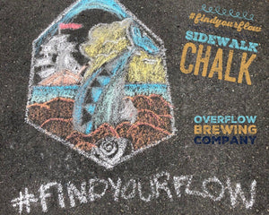 #findyourflow Chalk