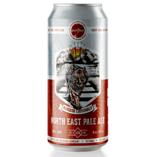 Load image into Gallery viewer, Bangkok Crosswalk - North East Pale Ale Beer Overflow Brewing Company