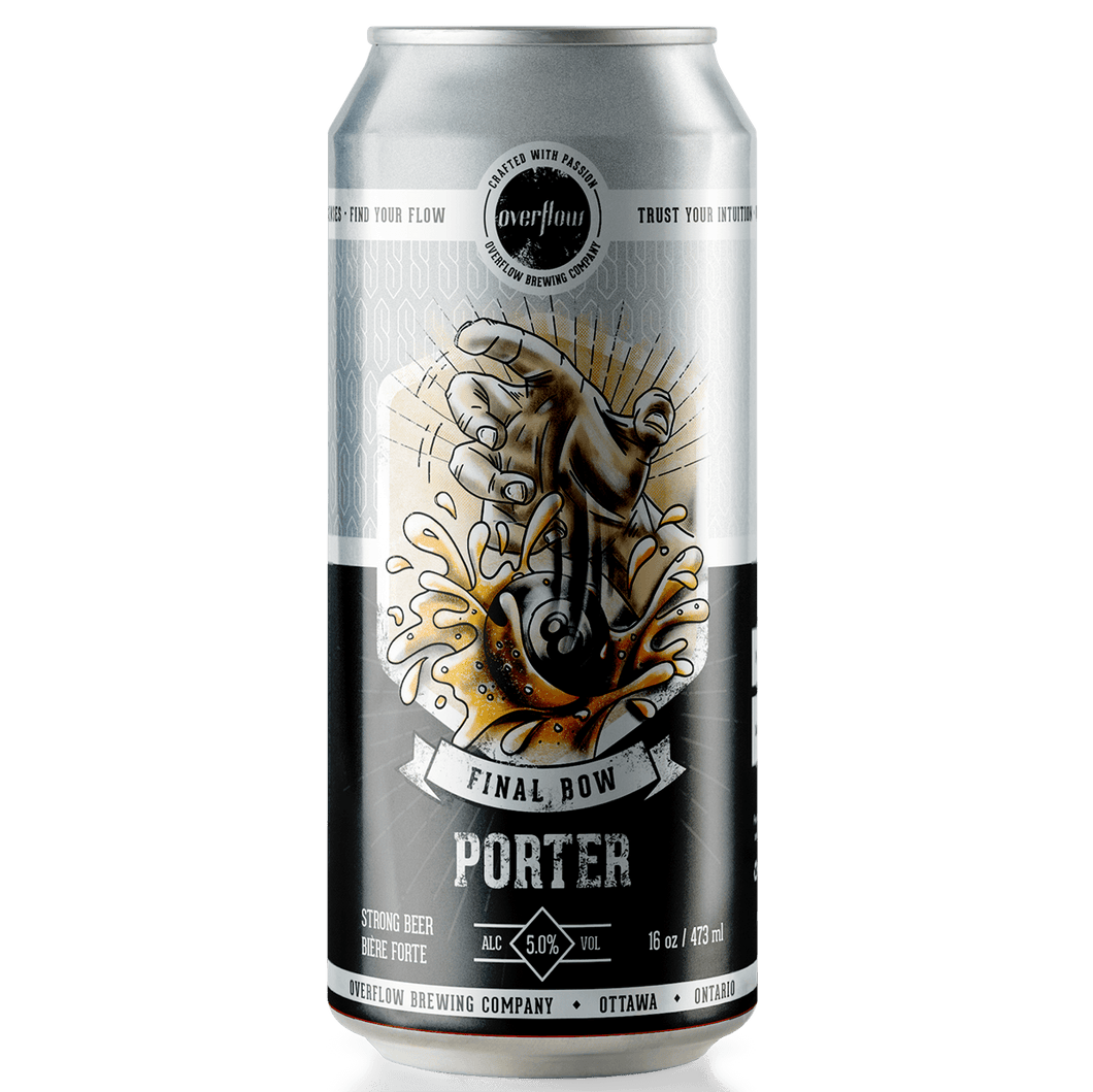 Final Bow - Porter - Overflow Seasonal Selection