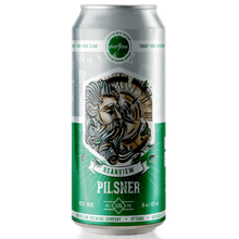 Load image into Gallery viewer, Rearview - Pilsner Beer Overflow Brewing Company