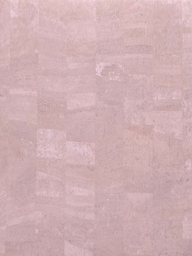 Cork Fabric - Blush