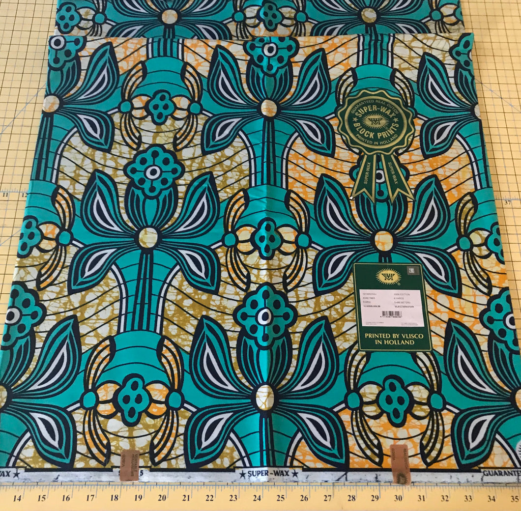 Vlisco Super-Wax 1