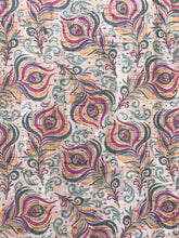 Load image into Gallery viewer, Cork Fabric - Floral Vibes