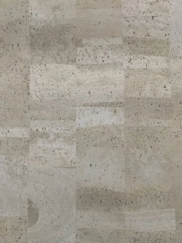 Cork Fabric - Concrete