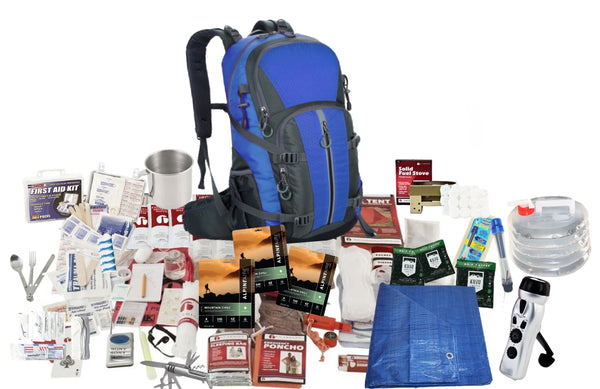 Survival Kit Go Bag:  Be Ready Bags