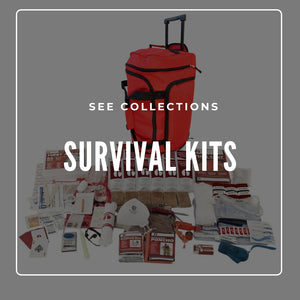 Survival Kits - Be Ready Bags