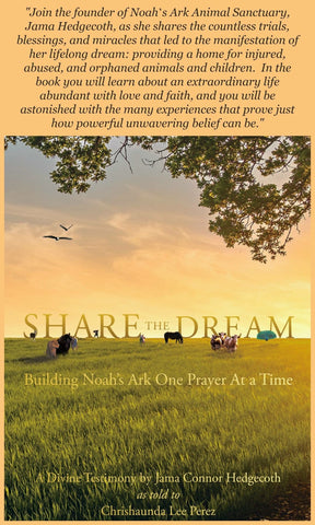 "Book ""Share The Dream"""