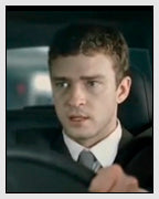 Audi Commercial with Justin Timberlake and Geometric Jewelry by Dana Walden Chin and Radika Sallick Chin of DANA WALDEN Jewelry