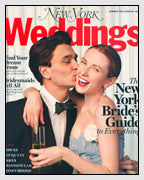 New York Magazine Wedding Guide Features Unqiue Affordable Engagement Rings and Wedding Rings designed by Dana Walden Chin and Radika Chin of DANA WALDEN Bridal