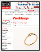 Time Out New York Features Unique Engagement Ring Designed by Dana Walden Chin and Radika Sallick Chin of Dana Walden Bridal