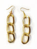 Beatrix Light Weight Gold Earrings