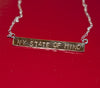 NY State Of Mind Necklace Sandy NYC relief Red Cross