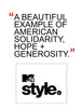 NY State of Mind - New York City - Sandy Relief Necklace MTV