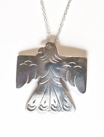 Thunderbird Vintage Necklace Found in Mexico City
