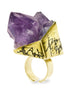 Zola Amethyst Gemstone Ring Dana Walden Jewelry