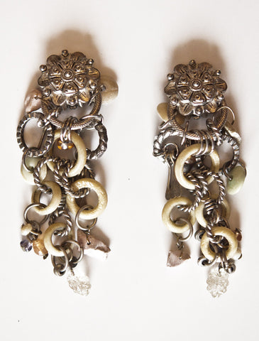 Zora Vintage Earrings