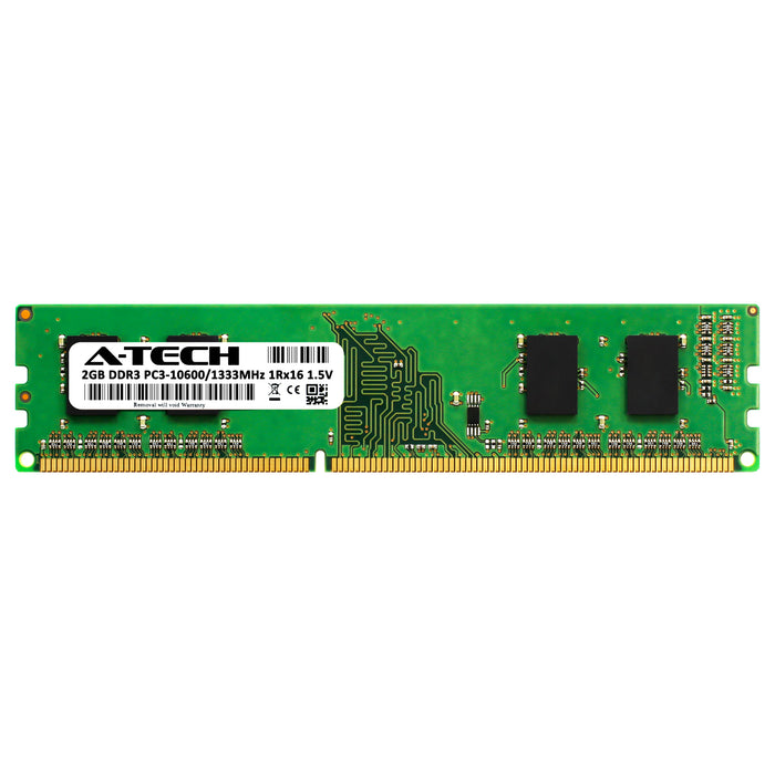 2GB DDR3-1333 (PC3-10600) DIMM SR x16 Memory RAM for Dell OptiPlex 390 Small Form Factor