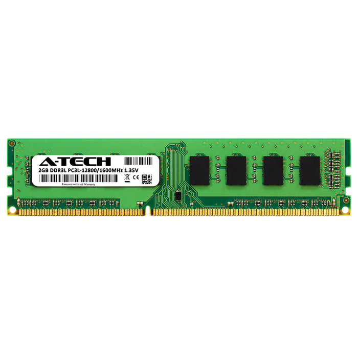 2GB DDR3L-1600 (PC3-12800) DIMM Memory RAM for Dell OptiPlex 9020 (Small Form Factor)