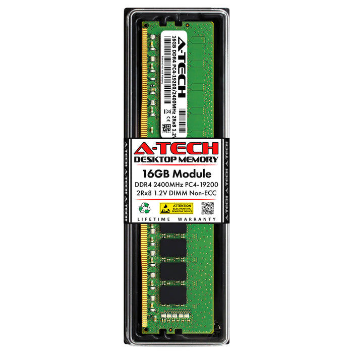 16GB DDR4-2400 (PC4-19200) DIMM DR x8 Memory RAM for Dell OptiPlex 5060 SFF