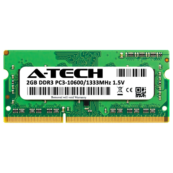 2GB DDR3-1333 (PC3-10600) SODIMM Memory RAM for Lenovo ThinkPad 7827