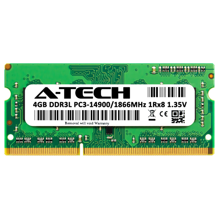 4GB DDR3L-1866 (PC3-14900) SODIMM SR x8 Memory RAM for HP Pavilion 23-h052 TouchSmart All-in-One