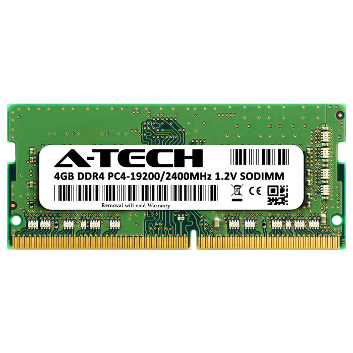 4GB DDR4-2400 (PC4-19200) SODIMM Memory RAM for Toshiba Tecra C50-D-023