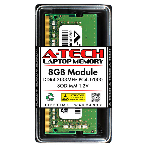 8GB DDR4-2133 (PC4-17000) SODIMM Memory RAM for Acer Aspire E E5-475G-Xxx